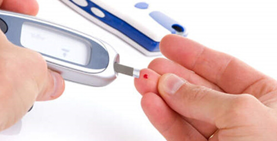 掌控糖尿病-日常护理自我血糖监测图