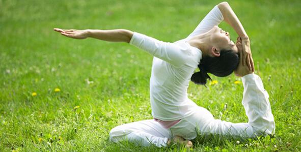 掌控糖尿病-瑜伽运动降糖