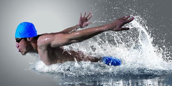 掌控糖尿病-游泳运动配图