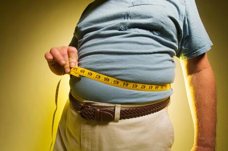 掌控糖尿病-肥胖导致2型糖尿病配图