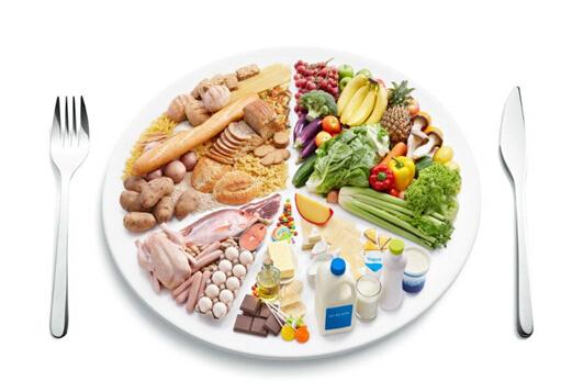 掌控糖尿病-饮食合理配图