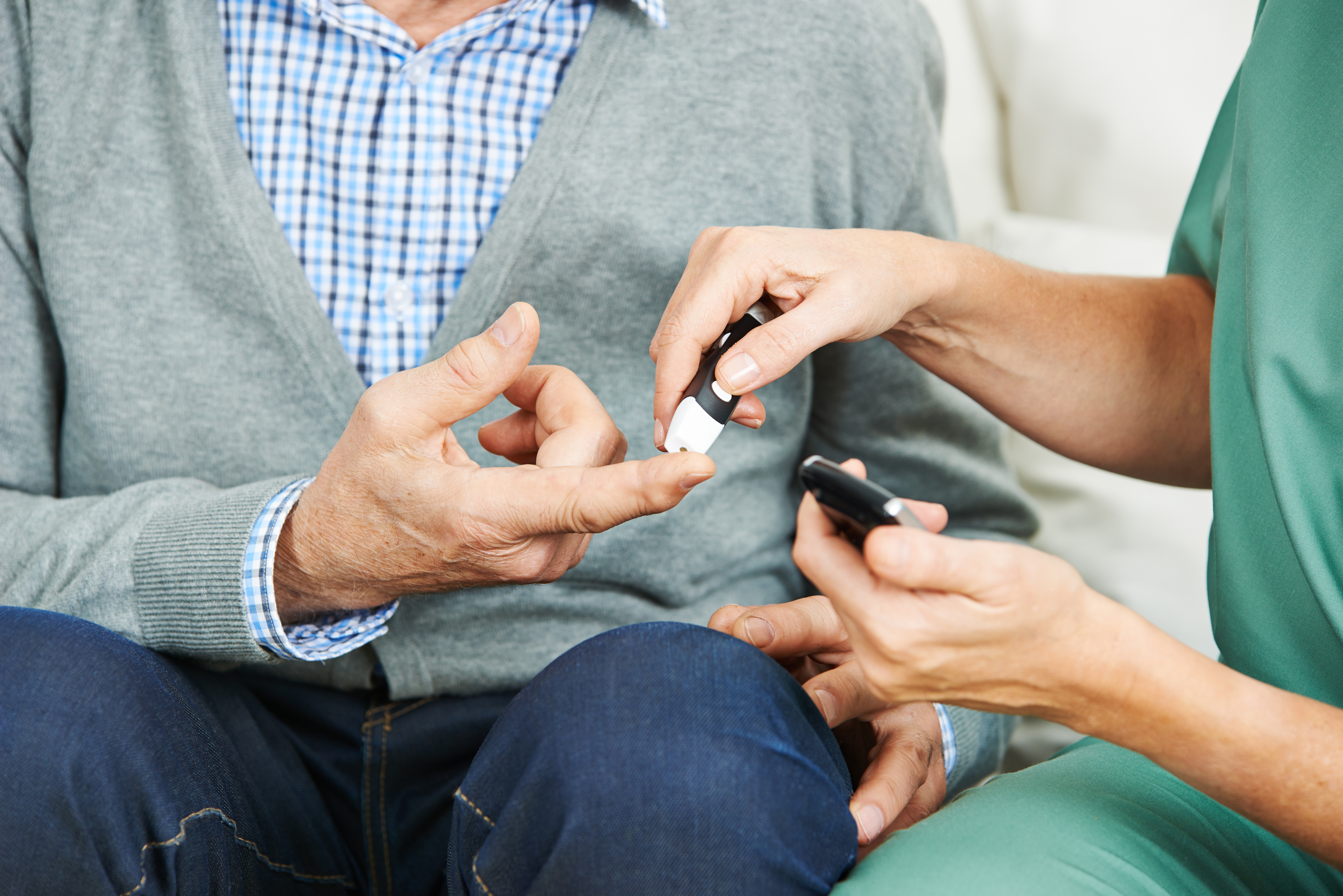 掌控糖尿病-为什么会得糖尿病配图