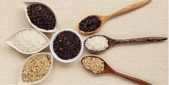 掌控糖尿病-多吃粗粮配图