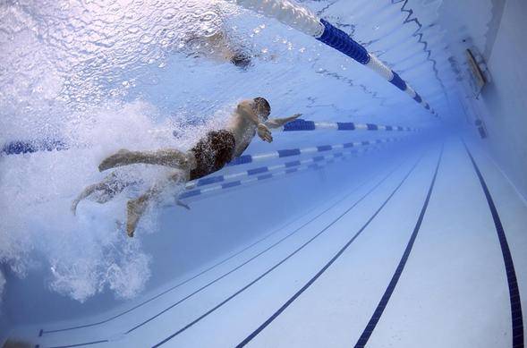 掌控糖尿病-糖友可以游泳么配图