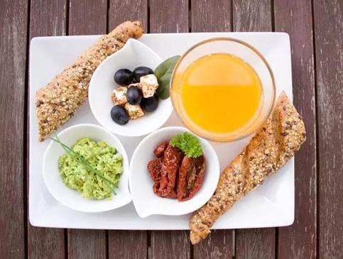 掌控糖尿病-糖尿病饮食早餐配图